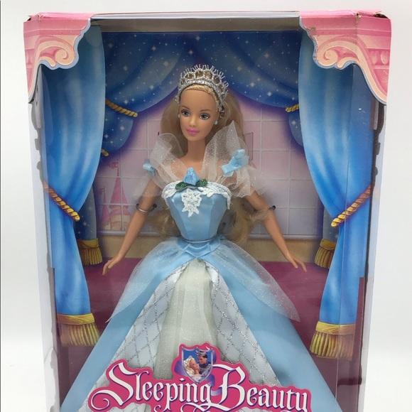Disney Sleeping Beauty Barbie Doll, vintage